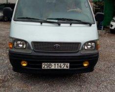 Cần bán gấp Toyota Hiace 2002, nhập khẩu nguyên chiếc giá 120 triệu tại Hà Nội