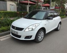 Bán Suzuki Swift AT năm 2015, màu trắng, số tự động  giá 459 triệu tại Hà Nội