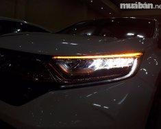 Cần bán xe Honda CR V sản xuất 2018, màu trắng, nhập khẩu Thái giá 1 tỷ 68 tr tại Tiền Giang