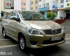 Cần bán lại xe Toyota Innova đời 2012, xe nhập, số sàn giá 520 triệu tại BR-Vũng Tàu