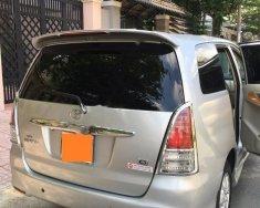 Cần bán xe Toyota Innova G sản xuất 2010, màu bạc, giá cạnh tranh giá 415 triệu tại Tp.HCM