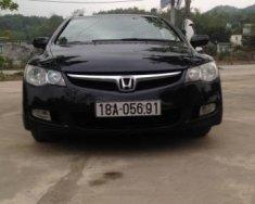 Cần bán xe Honda Civic năm 2008, màu đen, 296 triệu giá 296 triệu tại Hải Phòng