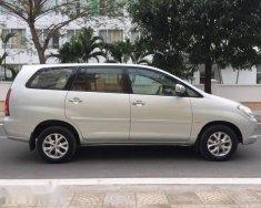 Cần bán Toyota Innova G năm 2009, màu bạc chính chủ giá 375 triệu tại Hà Nội