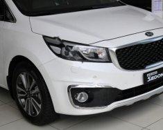 Bán ô tô Kia Sedona 2018, màu trắng giá 1 tỷ 178 tr tại Tp.HCM