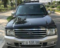 Bán xe Ford Everest sản xuất năm 2006, màu đen còn mới, 258tr giá 258 triệu tại Tp.HCM