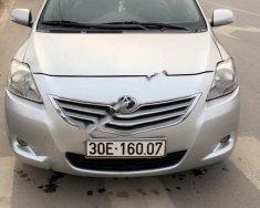 Cần bán Toyota Vios E 2010, màu bạc xe gia đình giá 350 triệu tại Hà Nội