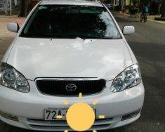 Bán ô tô Toyota Corolla altis năm sản xuất 2003, màu trắng, xe gia đình giá 270 triệu tại BR-Vũng Tàu