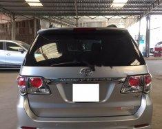 Cần bán lại xe Toyota Fortuner V 2.7AT đời 2014, màu bạc, giá chỉ 796 triệu giá 796 triệu tại Tp.HCM