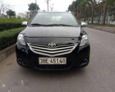 Bán xe Toyota Vios E sản xuất năm 2010, màu đen số sàn giá 319 triệu tại Hà Nội