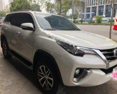 Bán xe Toyota Fortuner 2.7V 4x4 AT 2017, màu trắng, nhập khẩu nguyên chiếc, chính chủ giá 1 tỷ 450 tr tại Hà Nội