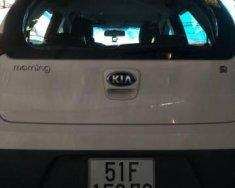 Cần bán lại xe Kia Morning năm 2015, màu trắng chính chủ giá 330 triệu tại Tp.HCM