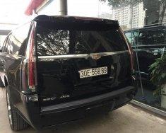 Cần bán lại xe Cadillac Escalade ESV Platinium sản xuất năm 2016, màu đen, nhập khẩu giá 7 tỷ 410 tr tại Hà Nội