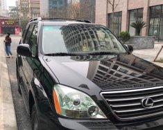 Bán Lexus GX 470 đời 2009, màu đen, nhập khẩu nguyên chiếc giá 1 tỷ 645 tr tại Hà Nội