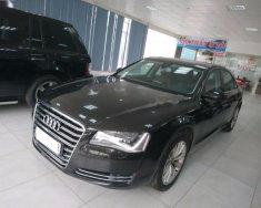 Cần bán lại xe Audi A8 3.0 Quattro năm 2010, màu đen, nhập giá 2 tỷ 50 tr tại Hà Nội