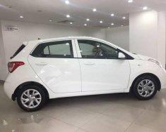 Bán Hyundai Grand i10 năm sản xuất 2018, màu trắng, 315 triệu giá 315 triệu tại Tp.HCM