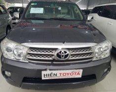 Hiền Toyota bán xe Toyota Fortuner 2.5G đời 2010, màu xám giá 620 triệu tại Tp.HCM
