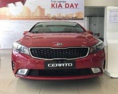 Bán ô tô Kia Cerato đời 2018, màu đỏ, giá 589tr giá 589 triệu tại Tp.HCM