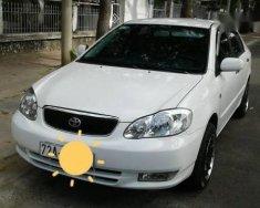 Cần bán Toyota Corolla Altis năm 2003, màu trắng số sàn giá 270 triệu tại BR-Vũng Tàu
