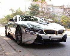 Bán BMW i8 2.0 mạ crom 2014, màu trắng, nhập khẩu giá 3 tỷ 898 tr tại Hà Nội