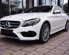 Bán Mercedes C300 AMG đời 2018, màu trắng giá 1 tỷ 868 tr tại Hà Nội