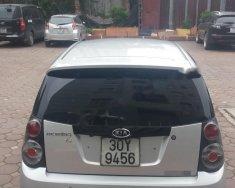 Bán Kia Morning SLX 1.0 AT đời 2010, màu bạc, nhập khẩu giá 289 triệu tại Hà Nội