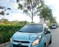Bán Chevrolet Spark năm sản xuất 2015, màu xanh lam, giá tốt giá 295 triệu tại Tp.HCM