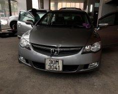 Bán xe Honda Civic 2.0AT đời 2008, màu bạc giá 385 triệu tại Hà Nội