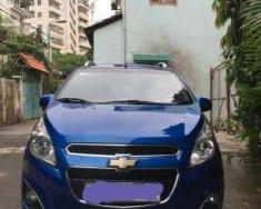 Bán xe Chevrolet Spark năm sản xuất 2014, màu xanh lam số tự động, giá 258tr giá 258 triệu tại Tp.HCM