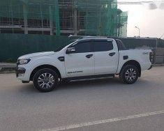 Bán Ford Ranger 3.2 AT năm sản xuất 2016, màu trắng chính chủ giá 835 triệu tại Hà Nội