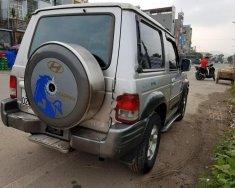 Bán Hyundai Galloper đời 2003, màu bạc, xe nhập giá 125 triệu tại Hà Nội