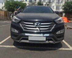 Bán Hyundai Santa Fe đời 2014, màu đen, xe nhập, 910tr giá 910 triệu tại Tp.HCM