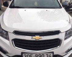 Cần bán xe Chevrolet Cruze 1.6MT sản xuất năm 2016, màu trắng giá 465 triệu tại Hà Nội