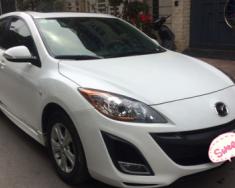 Cần bán Mazda 3 AT sản xuất 2011, màu trắng chính chủ, giá 435tr giá 435 triệu tại Hà Nội