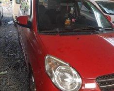 Cần bán lại xe Kia Morning đời 2010, màu đỏ, chính chủ, giá cạnh tranh giá 240 triệu tại Tp.HCM