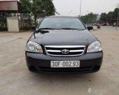 Cần bán lại xe Daewoo Lacetti năm 2010, màu đen giá 248 triệu tại Hà Nội