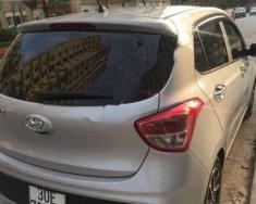 Bán Hyundai Grand i10 2017, màu bạc, nhập khẩu chính chủ, giá chỉ 381 triệu giá 381 triệu tại Hà Nội