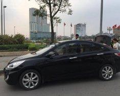 Cần bán lại xe Hyundai Accent 1.4 MT năm sản xuất 2013, màu đen, nhập khẩu giá 430 triệu tại Hà Nội