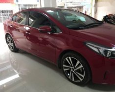 Cần bán Kia Cerato đời 2017, màu đỏ chính chủ, giá chỉ 600 triệu giá 600 triệu tại Hải Phòng
