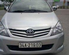 Bán Toyota Innova G đời 2010, màu bạc chính chủ giá 348 triệu tại Hà Nội