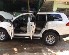 Cần bán gấp Mitsubishi Pajero sản xuất 2014, màu trắng giá 650 triệu tại Tp.HCM