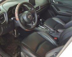 Bán Mazda 3 All New 1.5AT sedan màu trắng số tự động sản xuất 2015 giá 618 triệu tại Tp.HCM