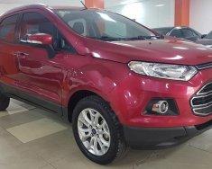 Bán Ford EcoSport Titanium sản xuất năm 2016, màu đỏ, giá tốt giá 590 triệu tại Hà Nội