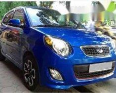 Bán ô tô Kia Morning sản xuất 2012, màu xanh lam chính chủ giá 218 triệu tại Hà Nội