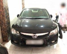 Honda Civic 1.8MT đời 2009 màu đen đẹp xuất sắc giá 368 triệu tại Hà Nội