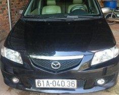 Cần bán lại xe Mazda Premacy 2002, màu đen giá 196 triệu tại Bình Dương