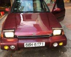 Bán xe Honda Accord sản xuất 1986, màu đỏ, 36 triệu giá 36 triệu tại Lạng Sơn