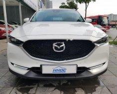 Chính chủ bán Mazda CX 5 2.5 AT 2WD năm sản xuất 2017, màu trắng giá 1 tỷ 59 tr tại Hà Nội