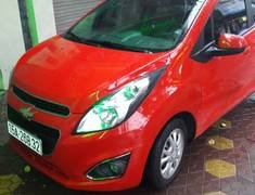 Bán xe spark ltz 2013 số tự đông, 5 chỗ màu đỏ giá 280 triệu tại Cả nước