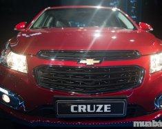 Bán ô tô Chevrolet Cruze đời 2018, màu đỏ, nhập khẩu nguyên chiếc, giá tốt giá 589 triệu tại Bình Dương