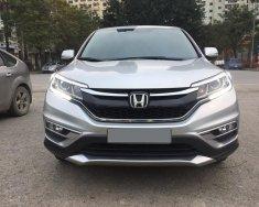 Bán Honda CR-V 2015 số tự động, màu xám bạc zin cực đẹp giá 845 triệu tại Tp.HCM